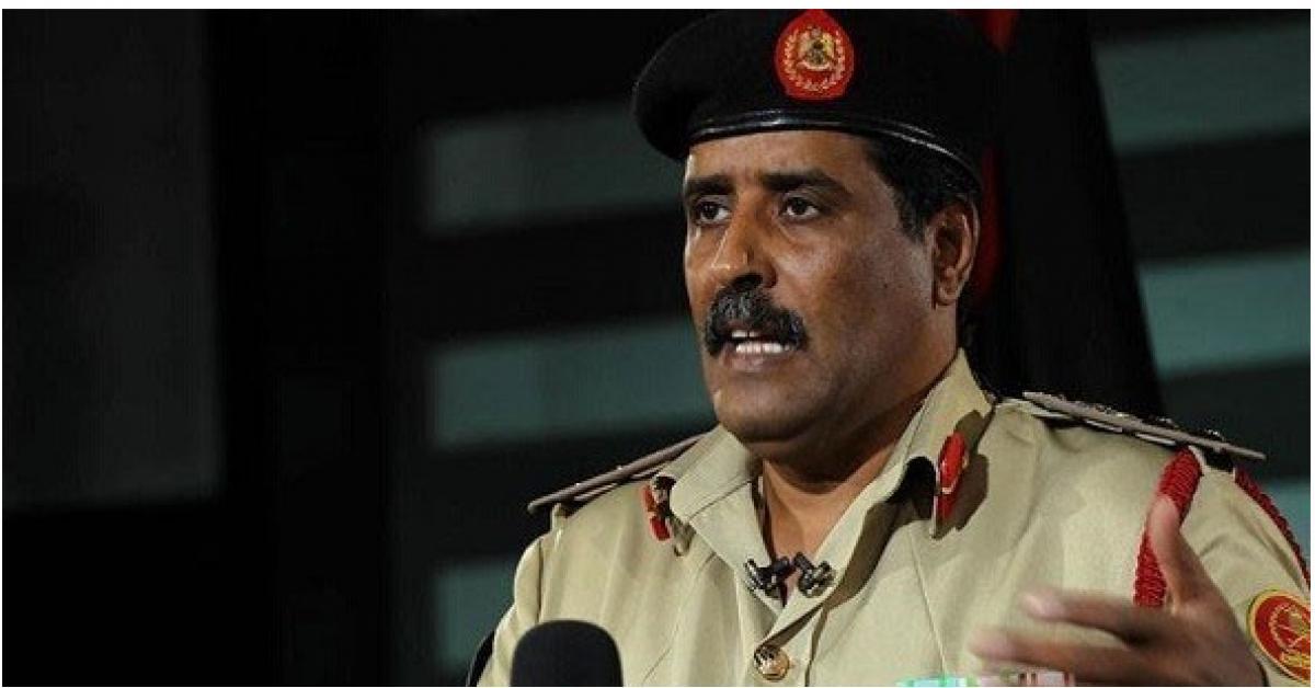 """مُتحدِّث الجيش الليبي يُعلن عن هُوية زوجة أمير """"داعش"""" الجديد بعد اعتقالها"""