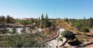 إغلاق حدائق الحسين يوم الثلاثاء من كل اسبوع
