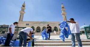 لا صلاة جمعة في المساجد
