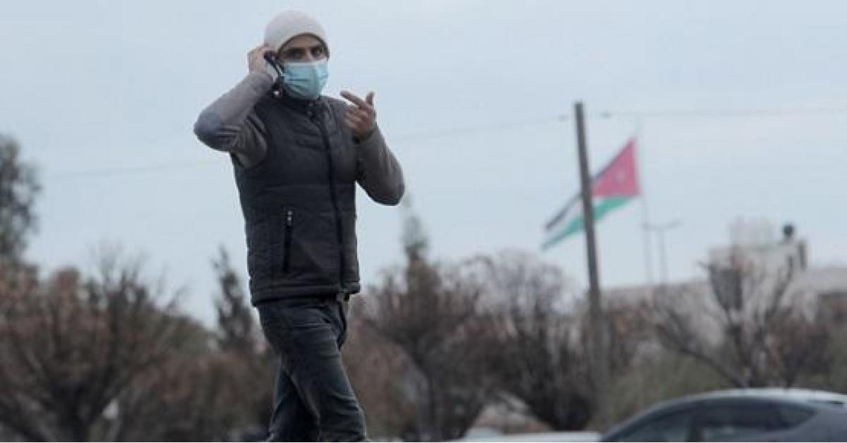 الأردن يتجاوز 40 ألف إصابة و400 وفاة بكورونا