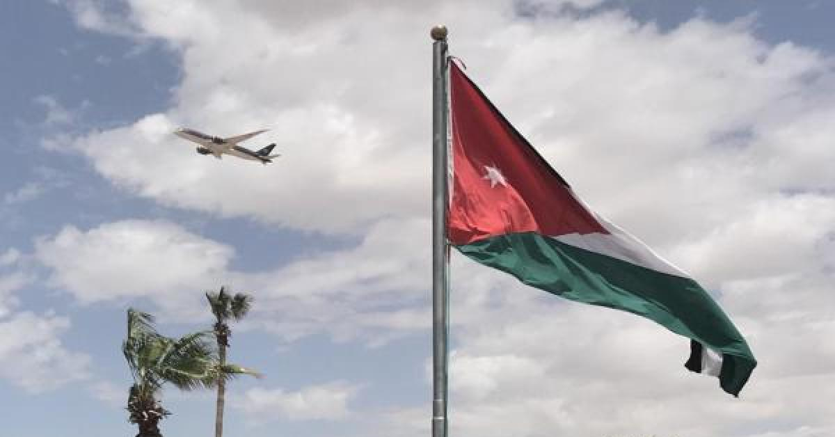 الأردن يُحدّث قائمة الدول التي يستقبل منها طيرانا منتظما