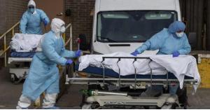 """معدل الوفيات بسبب كورونا """"تضاعف 13 مرة منذ بداية الشهر الجاري"""