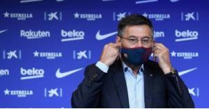 بارتوميو يستقيل من رئاسة برشلونة