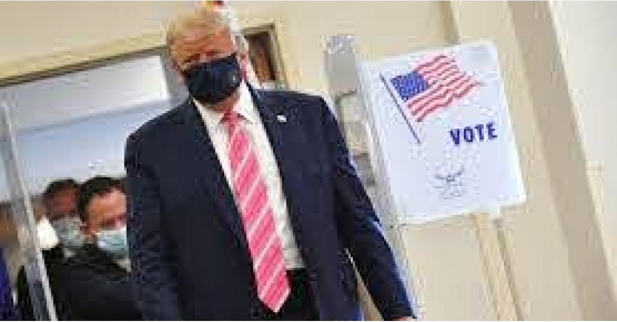رفض 3 دعاوى رفعها فريق ترامب للطعن في نتائج الأنتخابات الأمريكيه