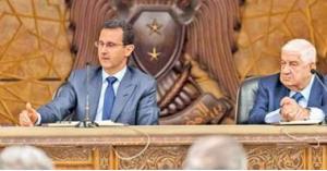 بشار الأسد يصدر 3 مراسيم