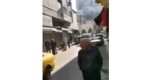 تجار في وسط البلد يغلقون محالهم احتجاجا على تشديد الاجراءات (فيديو)
