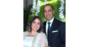 بالصور… حفل زفاف الناشطة الاجتماعية رانيا ابو طربوش على رجل الاعمال الاردني محمد الشوبكي