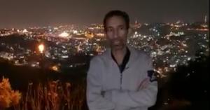 العوضات: اقف حيث وقف عمر بن الخطاب.. فيديو