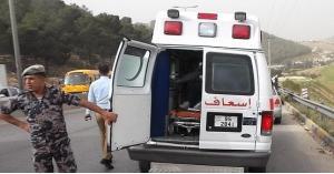 نقل طالبة حامل من قاعة التوجيهي للمستشفى