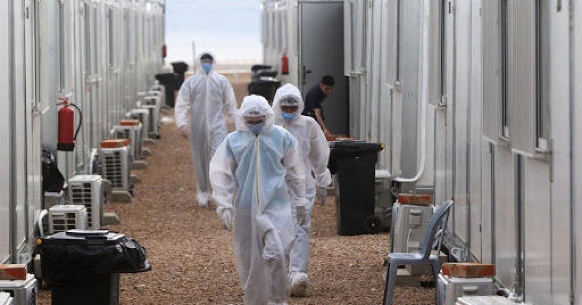 اعداد الاصابات والوفيات بفيروس كورونا اليوم الأربعاء