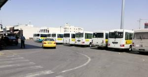 هيئة النقل توصي برفع السعة المقعدية لوسائط النقل العام