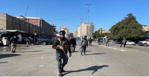 14 قتيلا في هجوم انتحاري مزدوج في بغداد