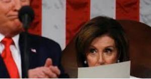 رئيسة مجلس النواب الأمريكي تكشف خطتها لملاحقة ترمب