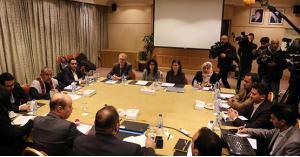 بدء المفاوضات اليمنية في الأردن