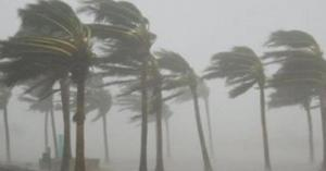 الأمن يكشف عن أضرار مادية جسيمة بسبب الرياح