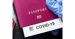 طريقة الحصول على جواز سفر كورونا العالمي