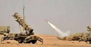 التحالف العربي يعلن تدمير صاروخ باليستي