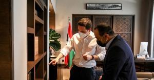 ولي العهد الامير الحسين: في الجيش أنا لست ولياً للعهد