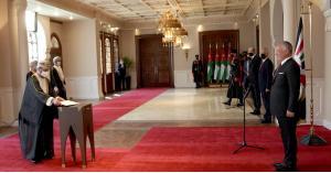 الملك يتقبل أوراق اعتماد عدد من السفراء