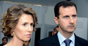 اصابة الرئيس السوري بشار الأسد وزوجته أسماء بكورونا