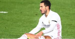 جراحة جديدة لهازارد تصدم ريال مدريد