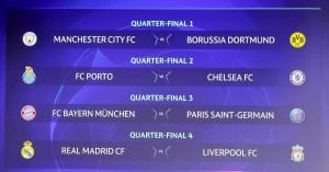 التاريخ يُجيب .. من يتأهل لنصف نهائي دوري أبطال أوروبا؟