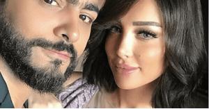 قرار مفاجئ من تامر حسني بعد وفاة والد زوجته بسمة بوسيل