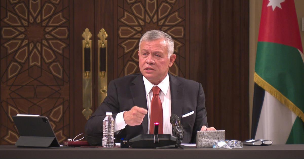 جلالة الملك يوجه رسالة إلى الأردنيين.. نص الرسالة