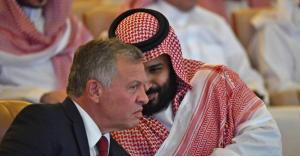 محمد بن سلمان يتمنى التقدم للأردن