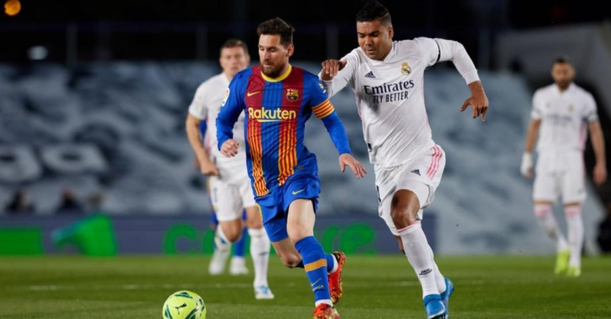 ريال مدريد يهزم برشلونة بالكلاسيكو