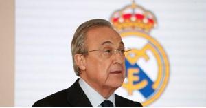 فلورنتينو بيريز رئيسًا لريال مدريد