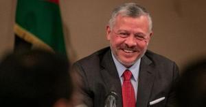 الرئيس الأوكراني يؤكد للملك تضامن بلاده مع الأردن