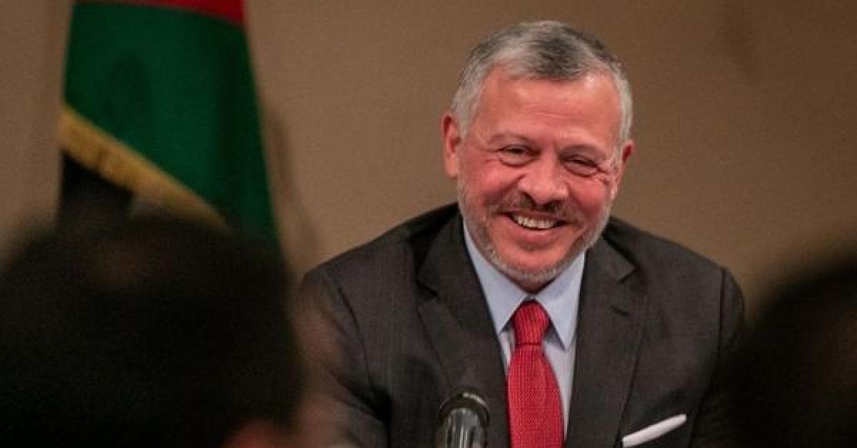 الرئيس الأوكراني ورئيس وزراء بريطانيا يؤكدان للملك دعم بلديهما لاستقرار الأردن