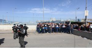 """""""الخارجية الفلسطينية"""" تدين منع الاحتلال الإسرائيلي وصول مصلين للمسجد الأقصى"""