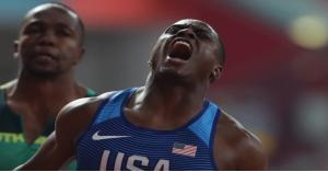 تخفيف إيقاف كولمان إلى 18 شهرا وسيغيب عن الأولمبياد