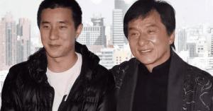 جاكي شان يرفض توريث ابنه ويتبرع بثروته.. ما السبب؟