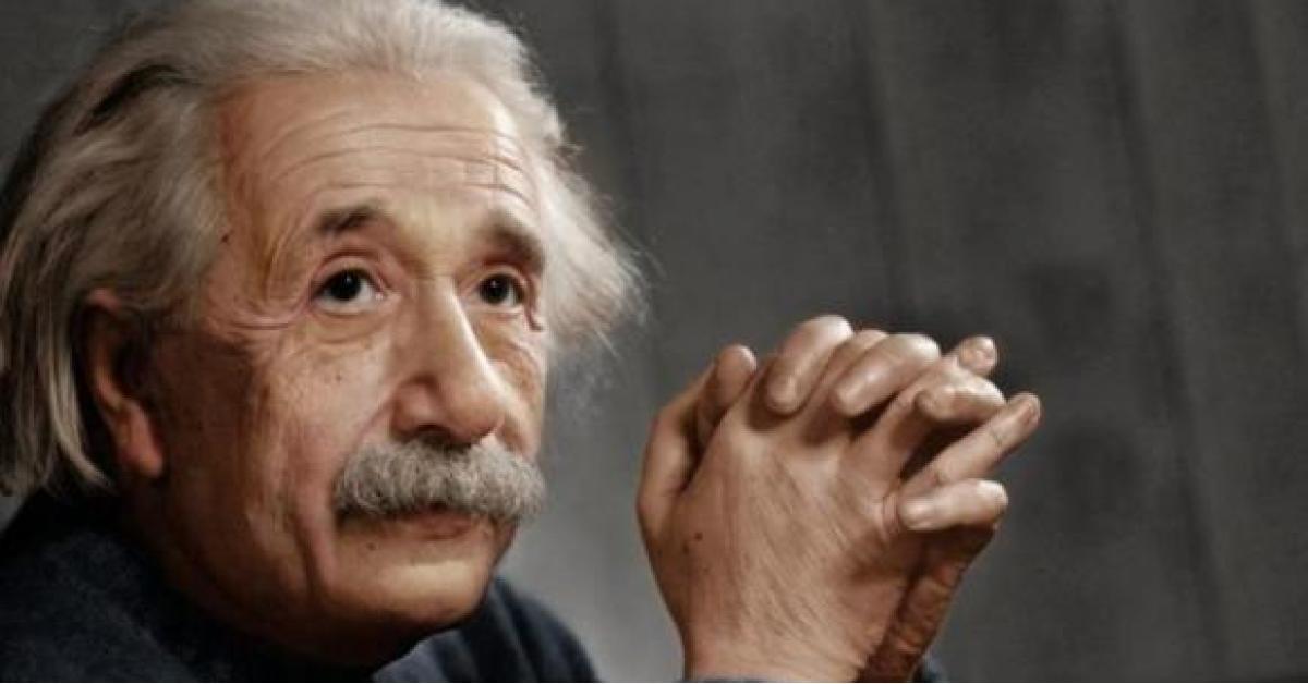 اختراع يمكنك من التحدث إلى أينشتاين