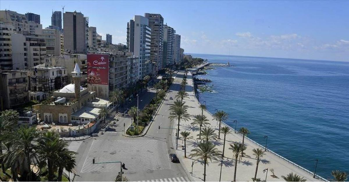 لبنان يعلن الاقفال العام لثلاثة أيام للحد من كورونا
