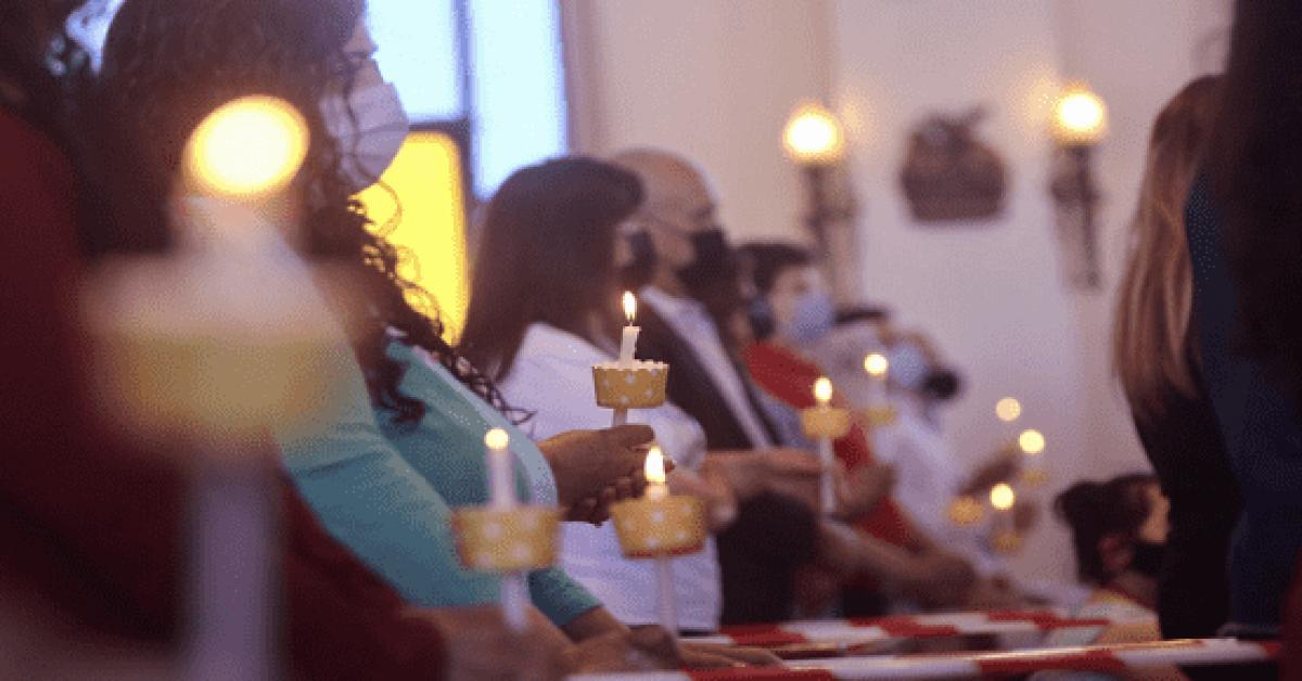 مسيحيو الأردن يحتفلون بعيد الفصح في الكنائس