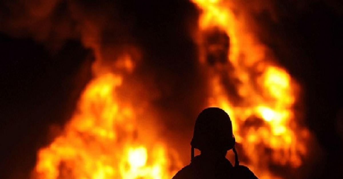 بيان من الأمن العام حول حريق شقة في العقبة