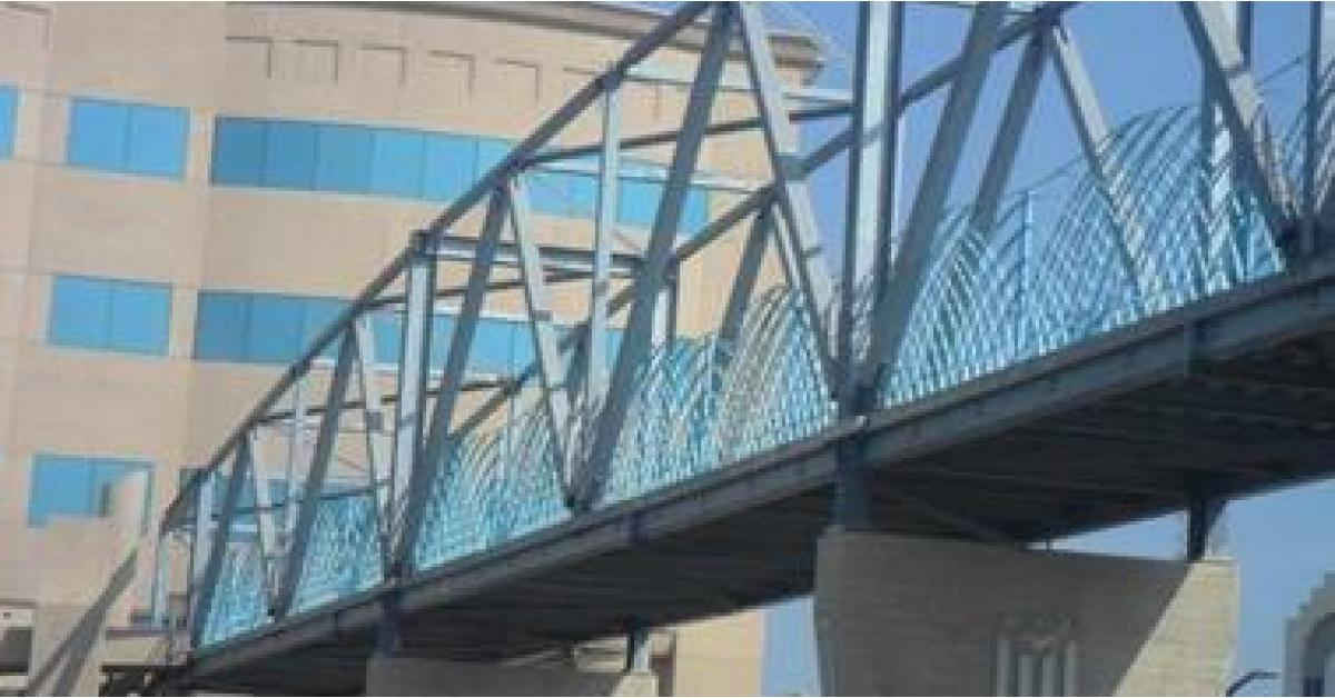 امرأة صينية تنفق 150 ألف دولار لبناء جسرين للمشاة بسبب معاناة طفلها