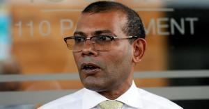 اصابة رئيس المالديف السابق بانفجار قنبلة