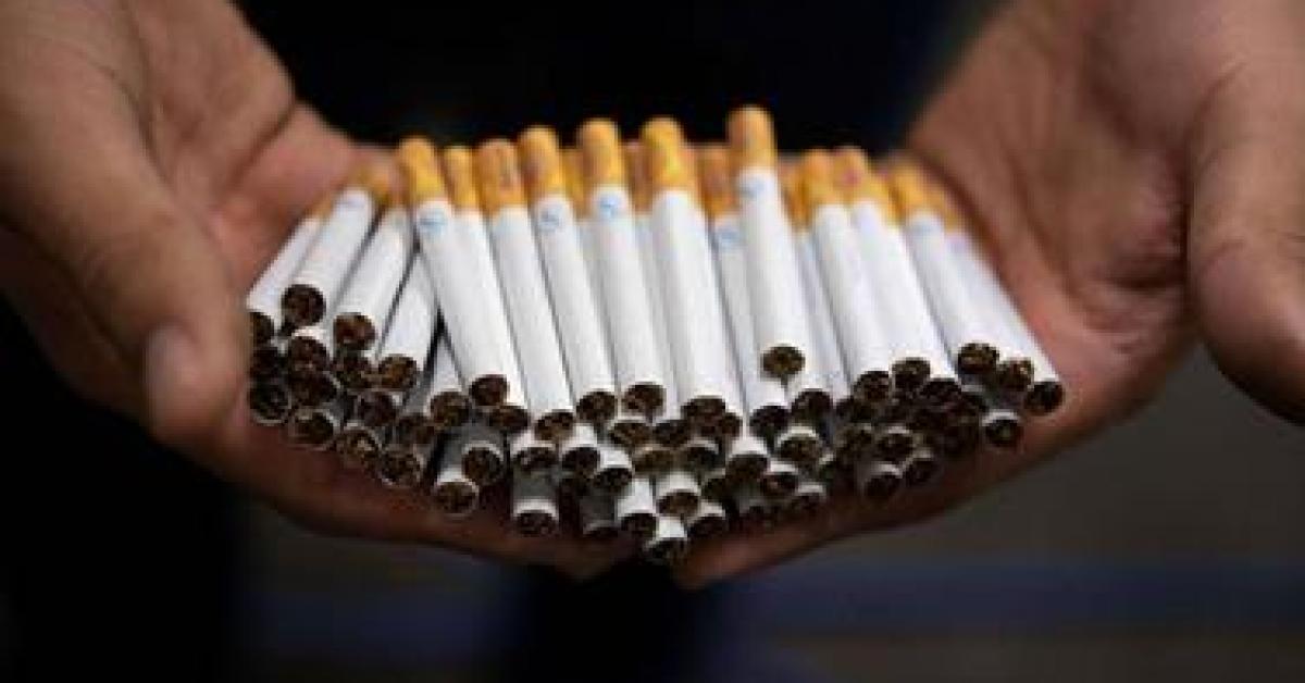 وقف بيع السجائر التقليدية في اليابان