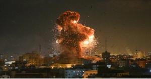 عشرين شهيدا بينهم ٩ أطفال حصيلة العدوان على غزة