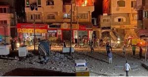 3 شهداء بقصف استهدف شقة سكنية في غزة