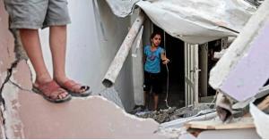 ارتفاع عدد شهداء غزة إلى43 شهيدا ومقتل اسرائيلي استهدفت سيارته بصاروخ