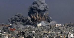 53 شهيدا بينهم 14 طفلا و3 سيدات منذ بدء العدوان على غزة