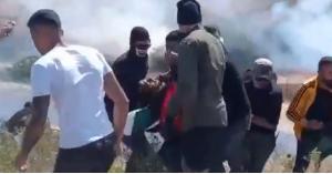 لبنانيون يعبرون الحدود نحو فلسطين وجيش الاحتلال الإسرائيلي يطلق عليهم النار