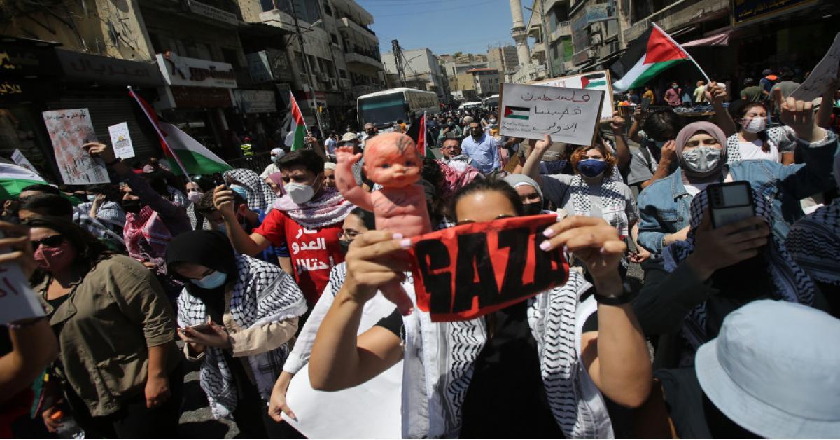 الأردن يؤكد أهمية توفير الحماية للشعب الفلسطيني ووقف العدوان على غزة