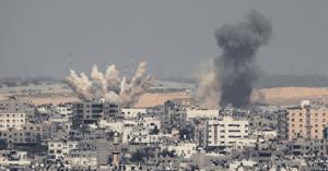 إخلاء برج جديد بغزة تمهيدا لتدميره
